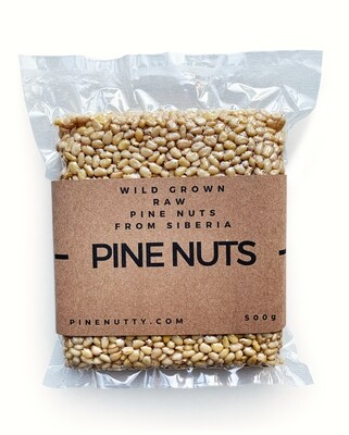 Pine Nuts 500g