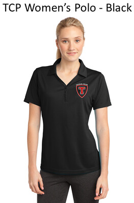 TCP Embroidered Polo - Women's