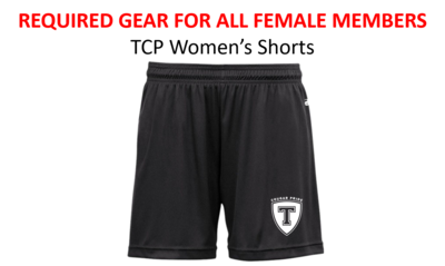 TCP Required Gear - Women's Shorts