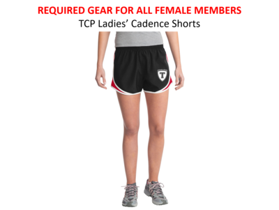TCP Required Gear - Women's Cadence Shorts