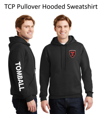 TCP Pullover Hooded Sweatshirt
