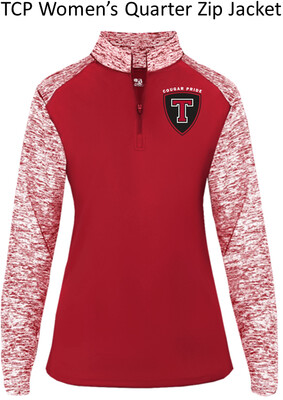 TCP Women's Sport Blend 1/4 Zip
