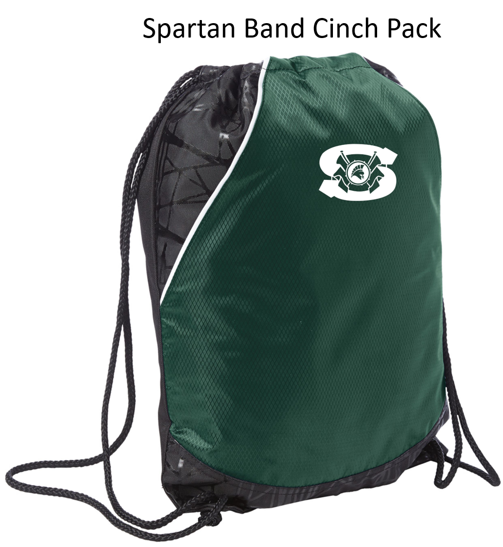 Spartan Band Cinch Pack