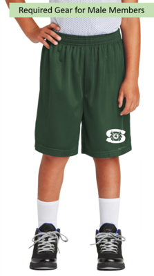 Required Gear - Spartan Band Men's Shorts