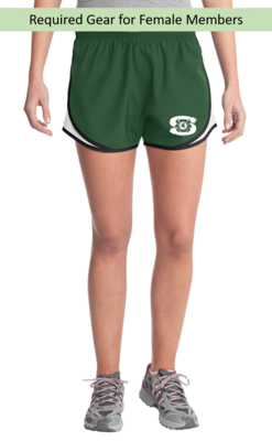 Required Gear - Spartan Band Ladies' Shorts