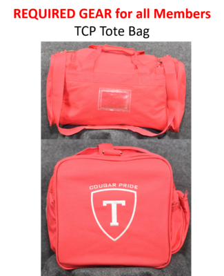 TCP Required Gear -  Tote Bag