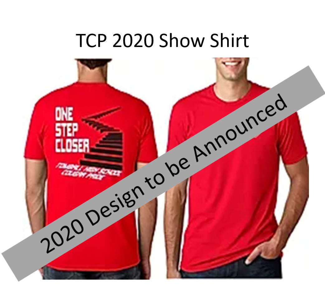 TCP 2020 Show Shirt