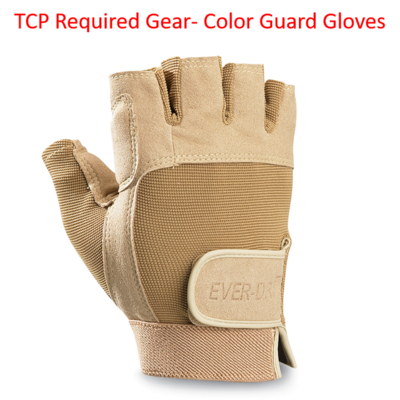 TCP Required Gear - Color Guard Gloves