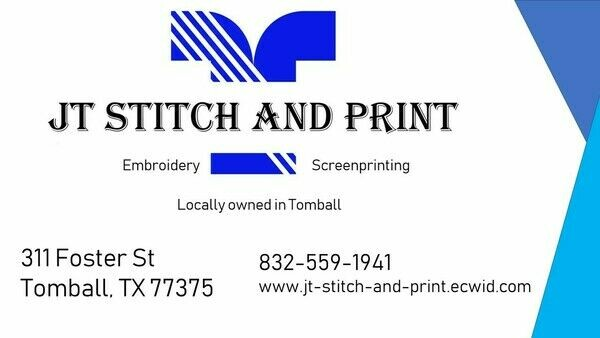 JT Stitch and Print