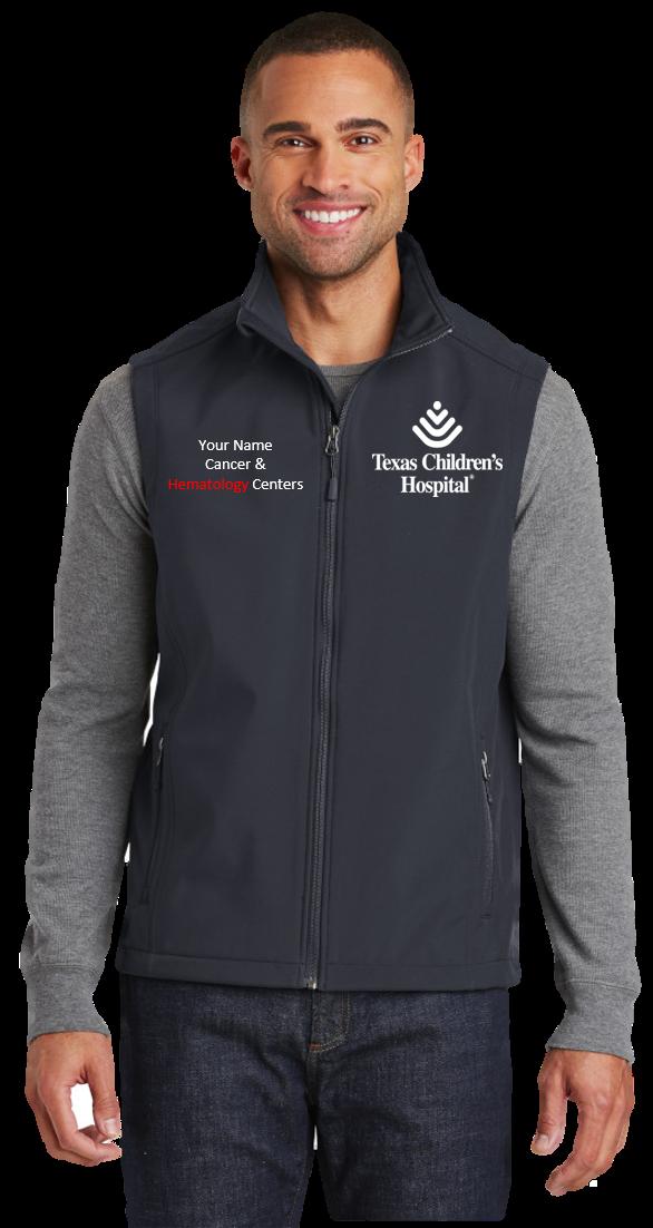 TCH Men's Embroidered Vest