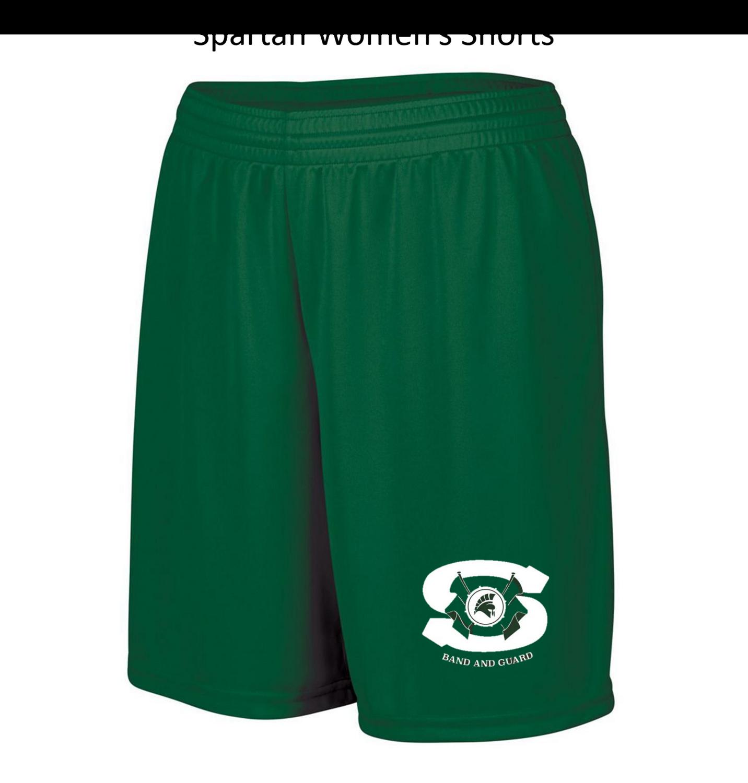 Spartan Band Ladies Shorts