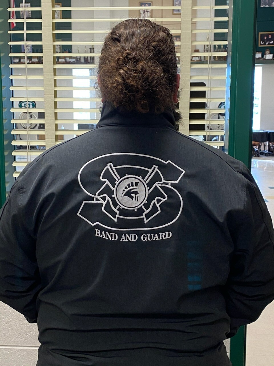 Spartan Band Section Jacket