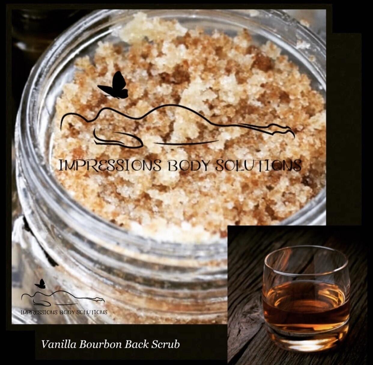 Vanilla Bourbon Body Scrub