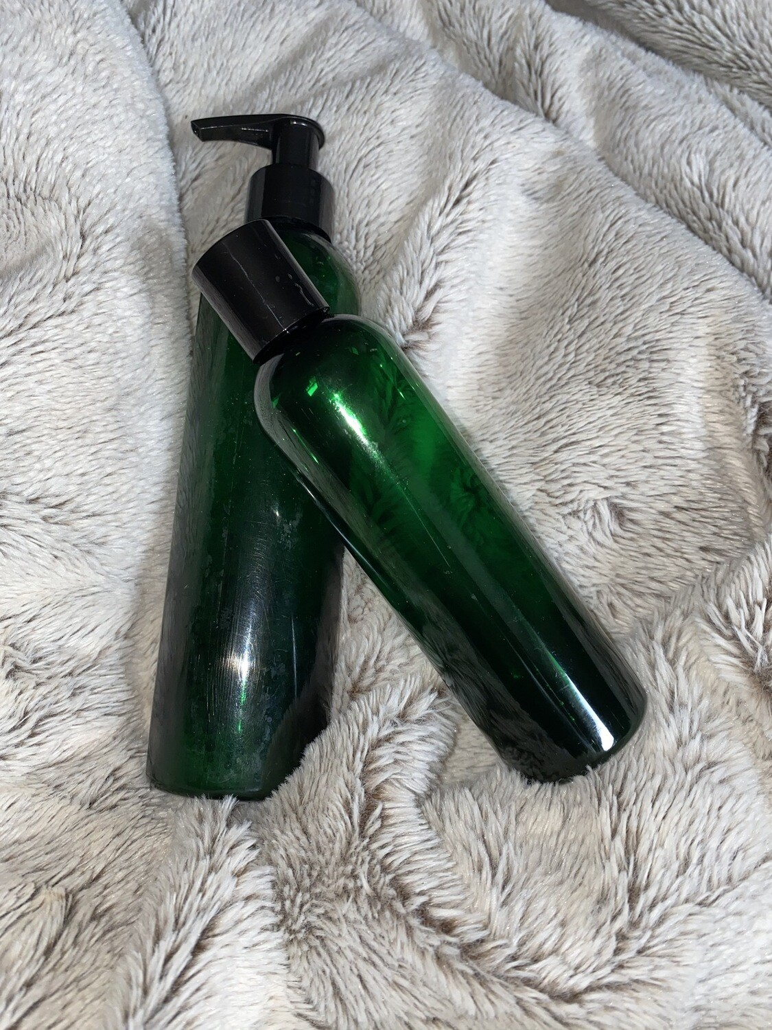 Black Soap Facial Cleanser & Margarita Body Cleanser