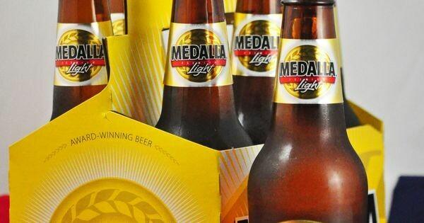 Medulla Premium Light 6 Pack 12oZ bottle