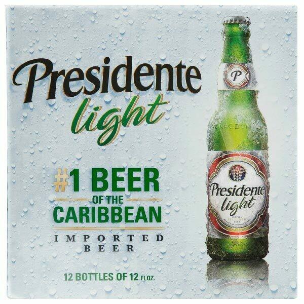 Presidente Light 12 Pack
