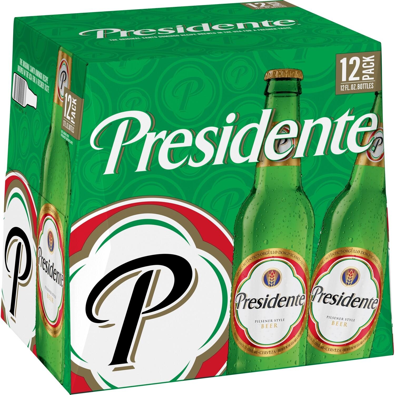 Presidente 12pack 12oZ