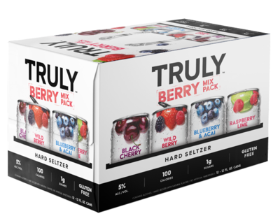 Truly Berry mix 12oz 12 Pack