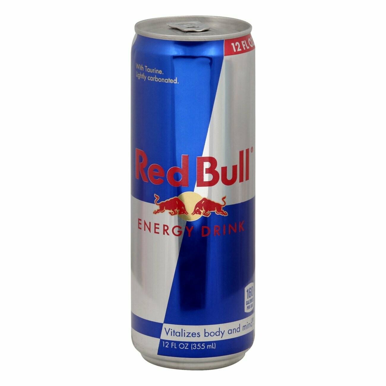 Red Bull Energy Drink 8.4oz
