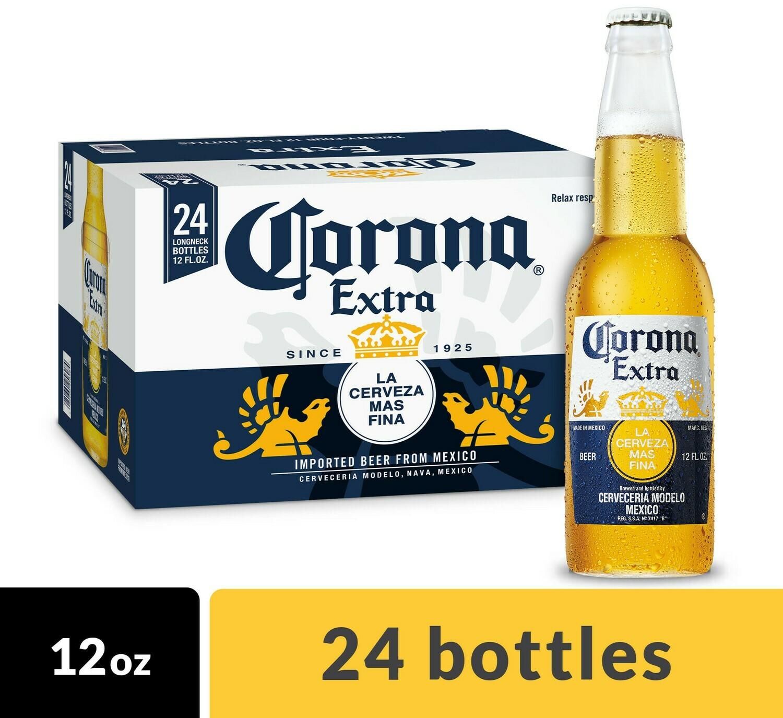 Corona Extra 12oz 24 Pack