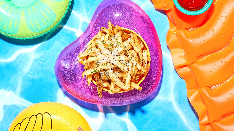 Truffle Fries.