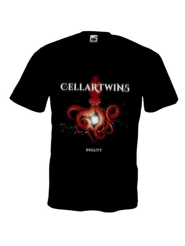 New t-shirt Unisexe Duality