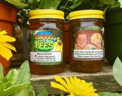 Halls Honey