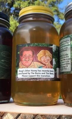 Halls Honey 3 Pound Jar
