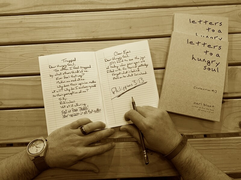 Letters to a Hungry Soul - Collections #1 & #2