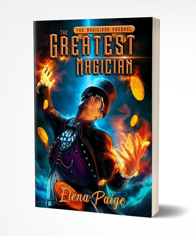 The Greatest Magician (The Magicians Prequel) - Hardback Edition