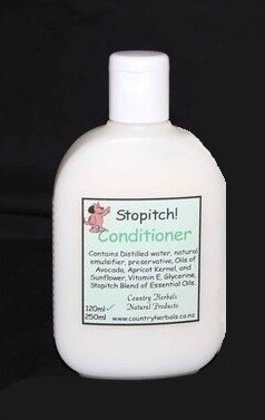 Stopitch: Natural Conditioner: 120ml