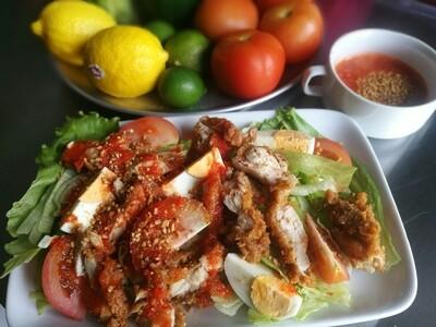 Chicken Salad (Rojak Ayam)