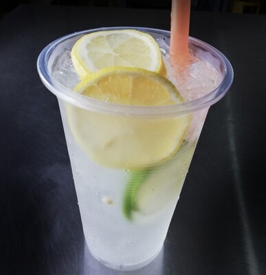 Lemonade Soda (700ml cup)