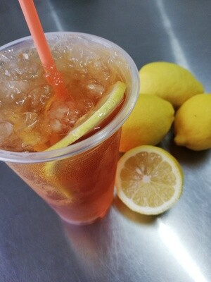 Ice Lemon Tea (700ml Cup)