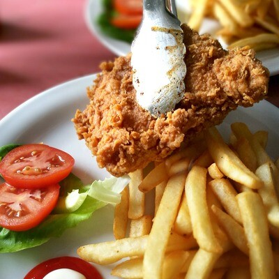 Crispy Chicken Chop