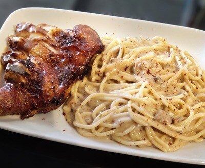 Carbonara Grill Chicken