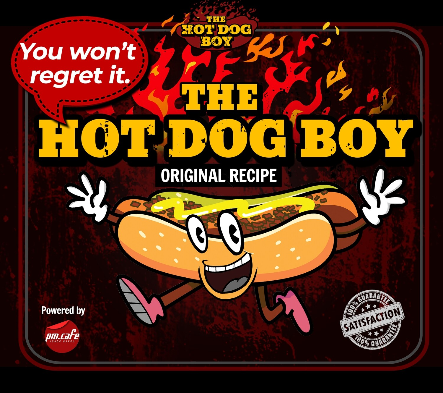 Hot Dog Boy