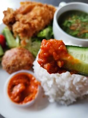 Nasi Sup