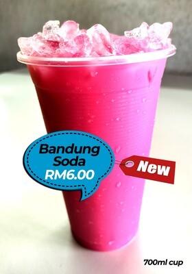 Bandung Soda (700ml cup)