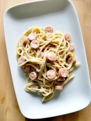FUN-tastic Carbonara