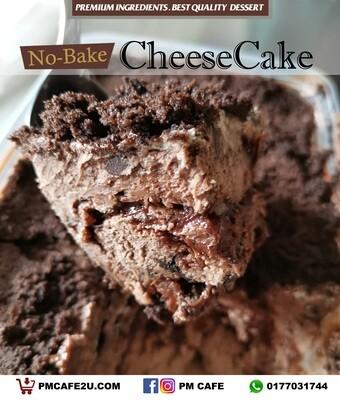 Cedok's - No-Bake Cheesecake