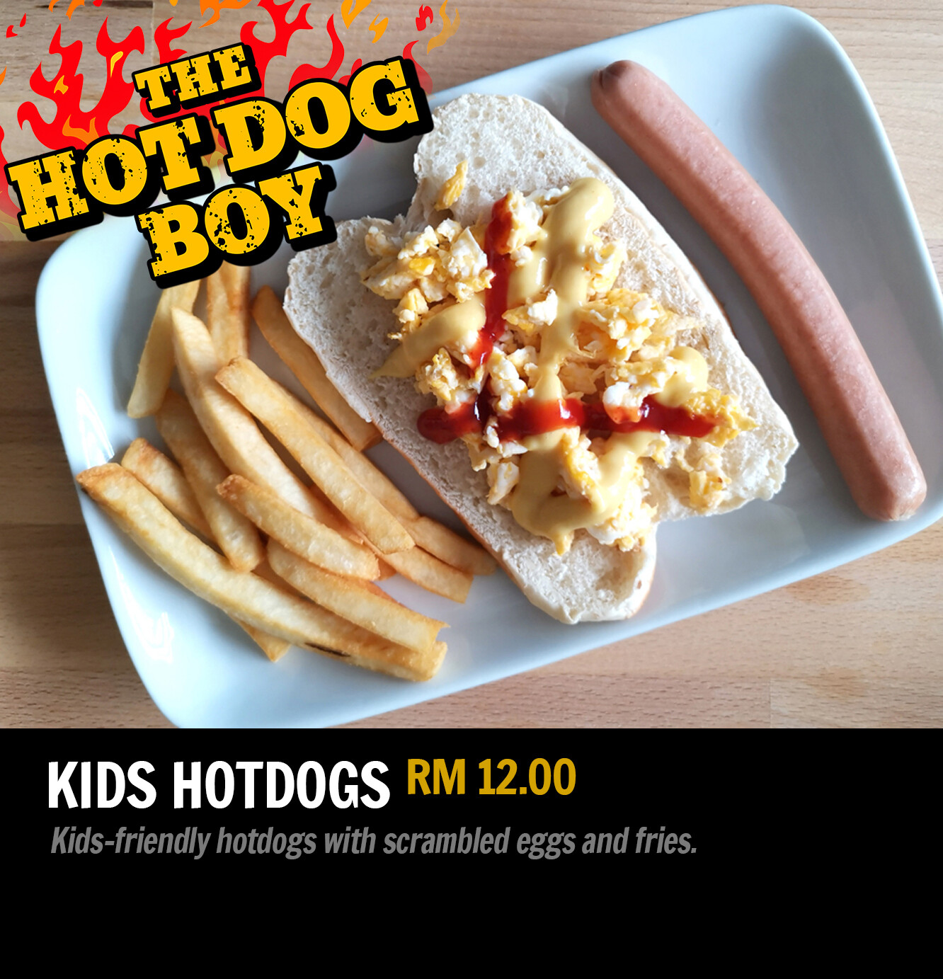 Kids Hotdogs