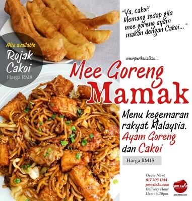 Mee Goreng Mamak (New)