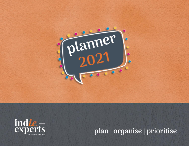 POP Planner HARD COVER