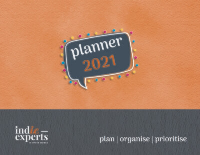POP Planner HARD COVER