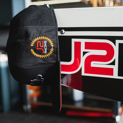 BlackFish J2 Racing Snapback
