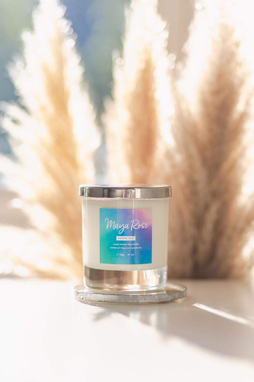 Candle - Kahawa Blue