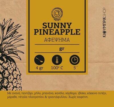 Μείγμα φρούτων & καρπών χωρίς καφεϊνη | SUNNY PINEAPPLE