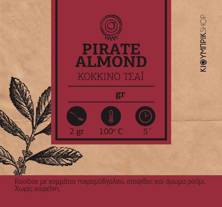 Κόκκινο τσάι | PIRATE ALMOND
