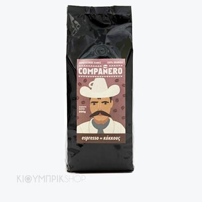 Ζαπατίστικος καφές εσπρέσο Compaňero σε κόκκους